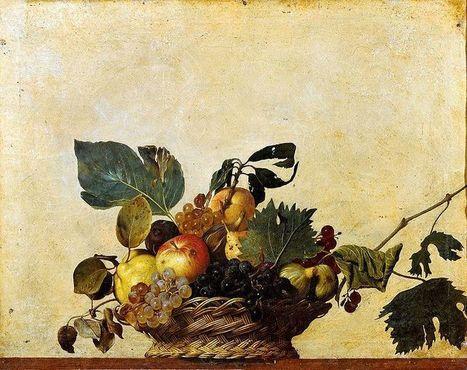 Caravaggio e la Luce (Breve Storia dell'Immagine di Food - III) | Capire l'arte | Scoop.it
