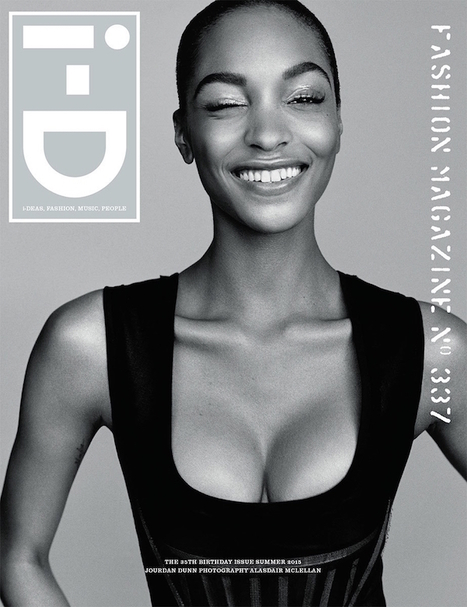 [#BFA] Jourdan Dunn wins 'Model of the Year' | Fashion & more... | Scoop.it