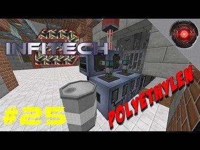 FTB InfiTech SE Polyethylen Dance - Minecraft server erstellen ftb