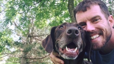 Man gives his dying dog a trip of a lifetime | Food for Pets | Scoop.it