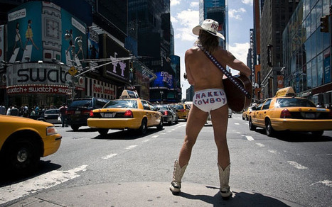 10 People You'll Only See in New York City   New York City Chronicles   Scoop.it