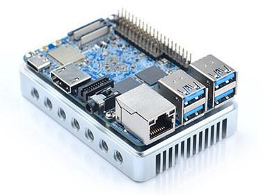 NanoPi M4 Raspberry Pi Inspired RK3399 Board La