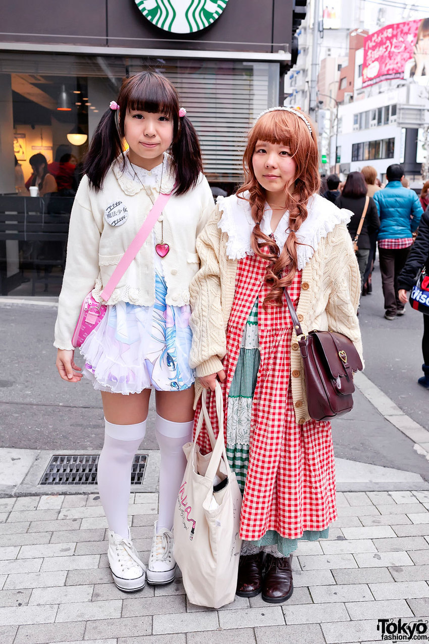 Japanese Harajuku Fashion Trends For Teen Girls-9544
