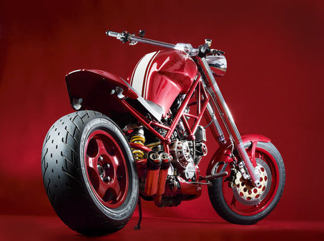 MCN | The end of choppers? | Ductalk Ducati News | Scoop.it