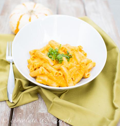 Pumpkin Pasta   marisarubin   Scoop.it