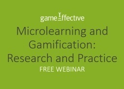 Microlearning And Gamification: What Research Tells Us-eLearning Industry | Transformational Teaching and Technology | Scoop.it