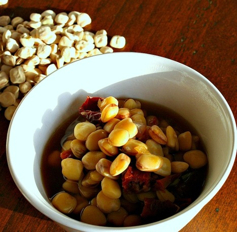 Wild chickpea soup - Zuppa di cicerchie   Foodie   Scoop.it
