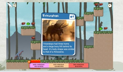 CultureStreet - Activities - Dinosaster | Tools for Teachers & Learners | Scoop.it