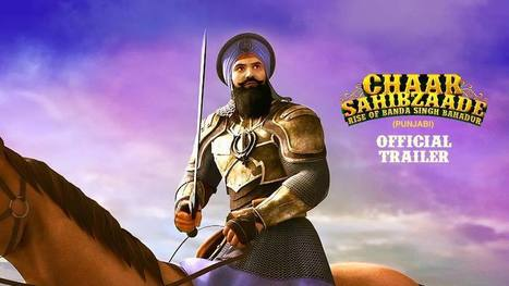 Chaar Sahibzaade - Rise of Banda Singh Bahadur 3 full movie in hindi dubbed download