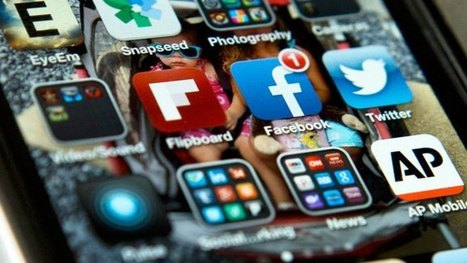Majority Of Digital Media Consumption Now Takes Place In Mobile Apps | TechCrunch | Matmi Staff finds... | Scoop.it