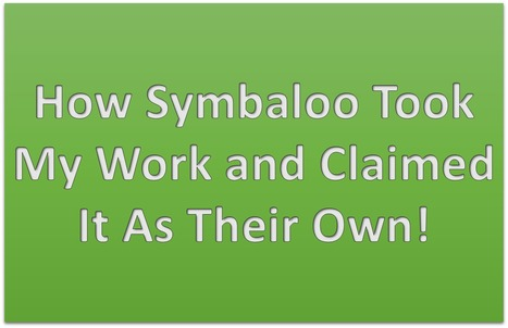 How Symbaloo Took My Work and Claimed It As Their Own! | MyWeb4Ed | MyWeb4Ed | Scoop.it