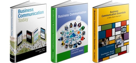 Order Examination Copies of Bovee and Thill Business Communication Textbooks | Teaching a Modern Business Communication Course | Scoop.it