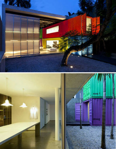 Modular Madness: 23 Diverse Deployments of Cargo Containers | WebUrbanist | C RE- ACTIVE WORLD | Scoop.it