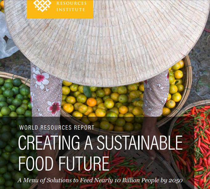 Créer un futur alimentaire durable
