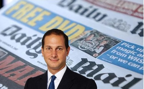 Daily Mail group refuses to rule out sale of newspaper titles | DocPresseESJ | Scoop.it