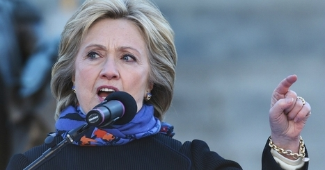 Clinton Promises 'Absolutely, Absolutely' Nothing to Worry About in Wall Street Speeches | Global politics | Scoop.it