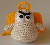 1500 Free Amigurumi Patterns: The Cranky Angel | Geeky Creations | Scoop.it