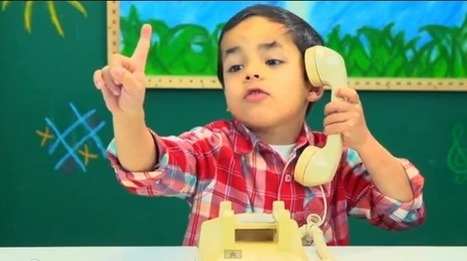 Wake-Up Call: Kids Today Have No Idea What a Rotary Phone Is | Troy West's Radio Show Prep | Scoop.it