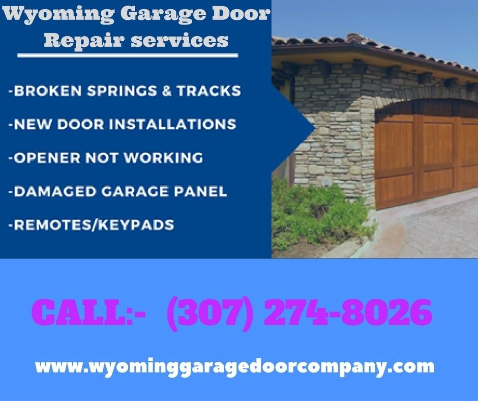 Call Us For Best Garage Door Repair Services In