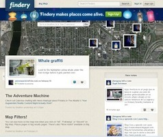 Findery. Dejar notas multimedia geolocalizadas de Realidad Aumentada | Augmented Reality & VR Tools and News | Scoop.it