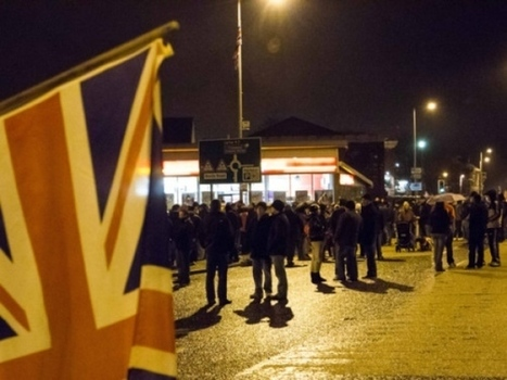 'BNP at protests', it's confirmed - Belfast Newsletter | The Indigenous Uprising of the British Isles | Scoop.it