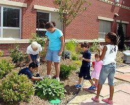 Research Supporting the Benefits of School Gardens | kidsgardening.org | Community Gardening | Scoop.it