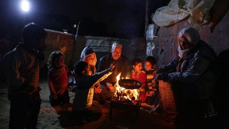 Raw Sewage and Anger Flood Gaza's Streets as Electricity Runs Low   ESI Electrical Group   Scoop.it