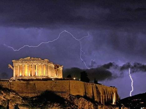 Ruth Padel: Greek crisis imperils a nation's heritage | travelling 2 Greece | Scoop.it