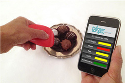Handheld Device TellSpec Can Detect Allergens, Chemicals, and Nutrients In Food | World News | Scoop.it