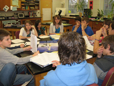 Focus on Collaboration to Kick Off New School Year | School Library Learning Commons | Scoop.it