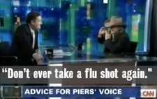 Piers Morgan Falls Ill Days After Public Flu Shot with Dr. Oz | REAL World Wellness | Scoop.it