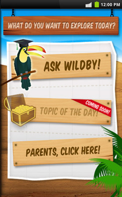 Ask Wildby! | Kids-friendly technologies | Scoop.it