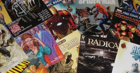 Digital Comic Books Offer Students New Ways of Learning | Graphic Novels & Comic Makers | Scoop.it