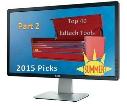 Part 2: Forty Educational Websites For Your Summer 2015 Toolkit | Tecnología y Educación | Scoop.it