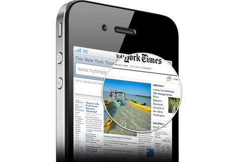 What Apps Should Every Journalist Have on Their iPhone? | Mobile Journalism Apps | Scoop.it