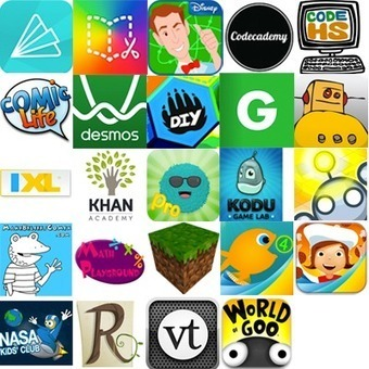 24 Apps, Games, and Websites Teachers are Using in STEAM Classrooms | Teachelearner | Scoop.it