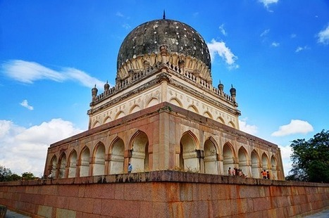 Restoration project near completion in Qutb Shahi Heritage Park | International Institute for Conservation of Historic and Artistic Works | News in Conservation | Scoop.it