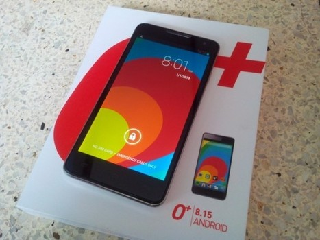 O+ 8.15 Unboxing: 5-inch Quad-core Android Phone with Android 4.2 Jelly Bean | NoypiGeeks |... | LCF Clubs Address | Scoop.it