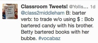 Valuable Vocabulary: Tweeting A-Z | Math with #numberschat | Scoop.it