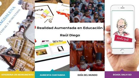 Realidad Aumentada para Educación | Augmented Reality & VR Tools and News | Scoop.it