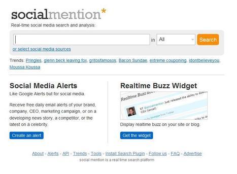 Social Mention | Social media kitbag | Scoop.it