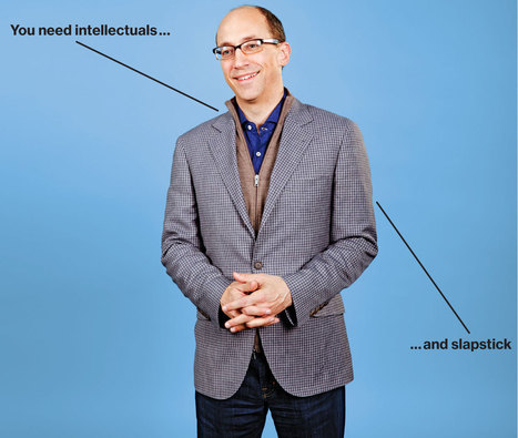 How to Run Your Company Like an Improv Group, by Twitter CEO Dick Costolo | Create Positive Change | Scoop.it