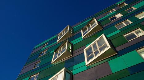 Les fenêtres d'une maison passive: la porte d'entrée du soleil | All Dressed | Scoop.it