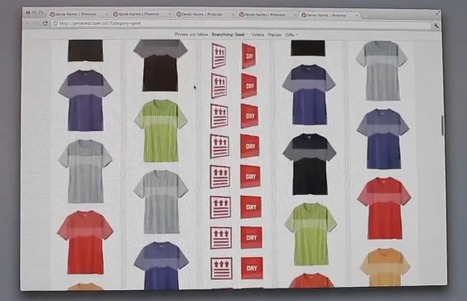 UNIQLO: Dry Mesh Project on Pinterest | I wish I'd thought of that | Scoop.it