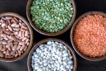 Top 6 Plant Based Proteins | Foodies (Rawism, Vegetarianism, Veganism) | Scoop.it