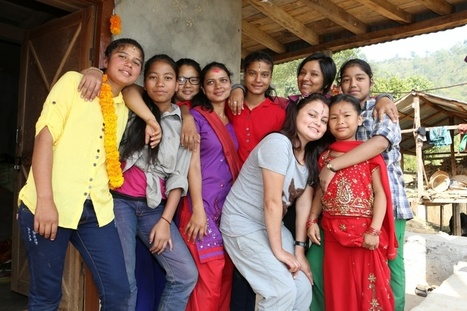 Young women are growing hope at Her Farm in Nepal: The Mountain Fund News | Nepal - The Mountain Volunteer: Heal - Teach - Build | Scoop.it