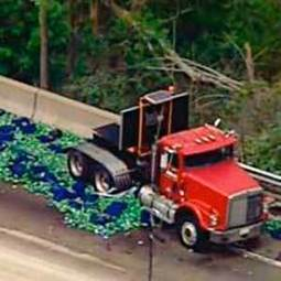Mountain Dew spill shuts down Pa. highway | It's Show Prep for Radio | Scoop.it