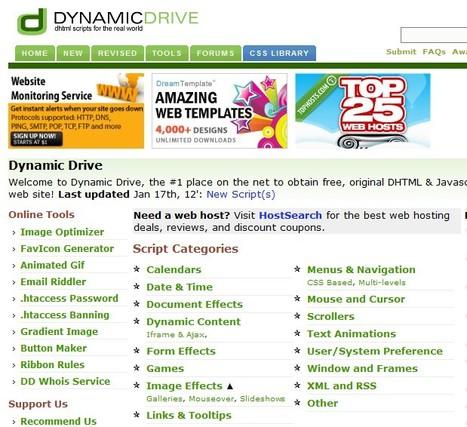 web design in best freeware software scoop it rh scoop it Circle Clip Art Computer Clip Art