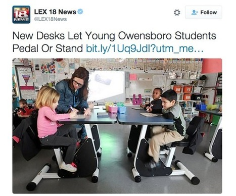 Our Kids Don't Need F@*#ing Pedal Desks, They Need Recess | Social Media Classroom | Scoop.it