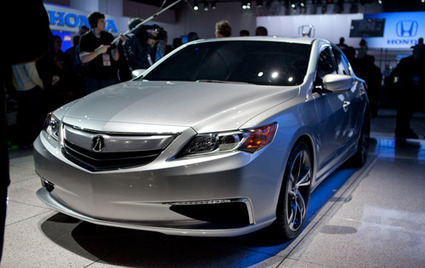 2012 Detroit Auto Show Winners and Losers: Concept Cars - KickingTires | What Surrounds You | Scoop.it